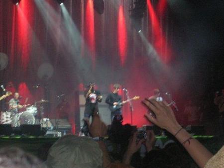 Dizzee Rascal and Arctic Monkeys